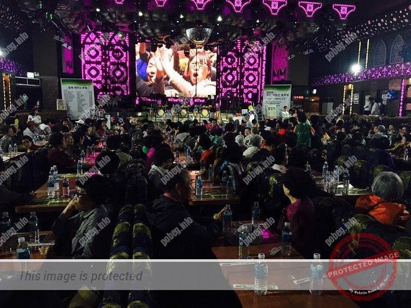 Ночной клуб в Корее