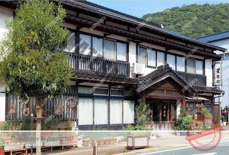 Самая старая гостиница в мире Хоси-Рекан