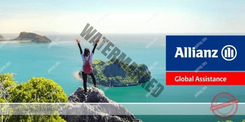 Рекламный баннер Allianz Global Assistance