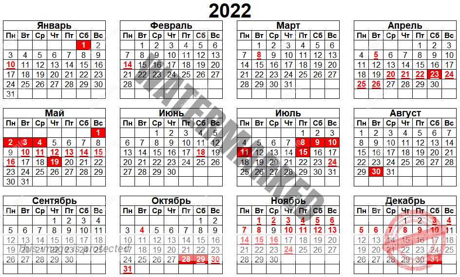Праздники в Турции в 2022 году