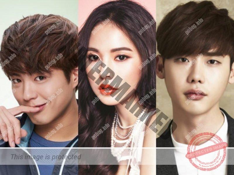 Корейские актеры, айдолы