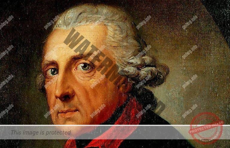 Портрет Фридриха Великого