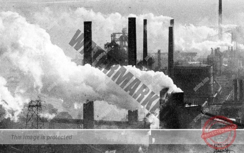 Фото японских заводов 1970-х