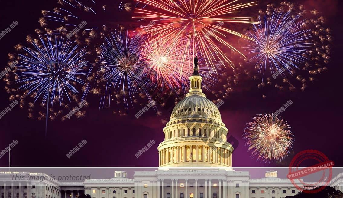 Праздники в США в 2021 году